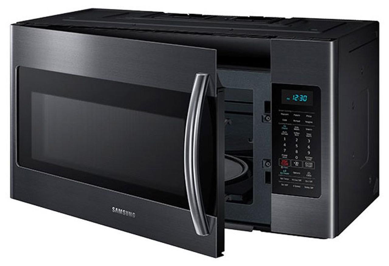 microwave samsung me18h704sfg