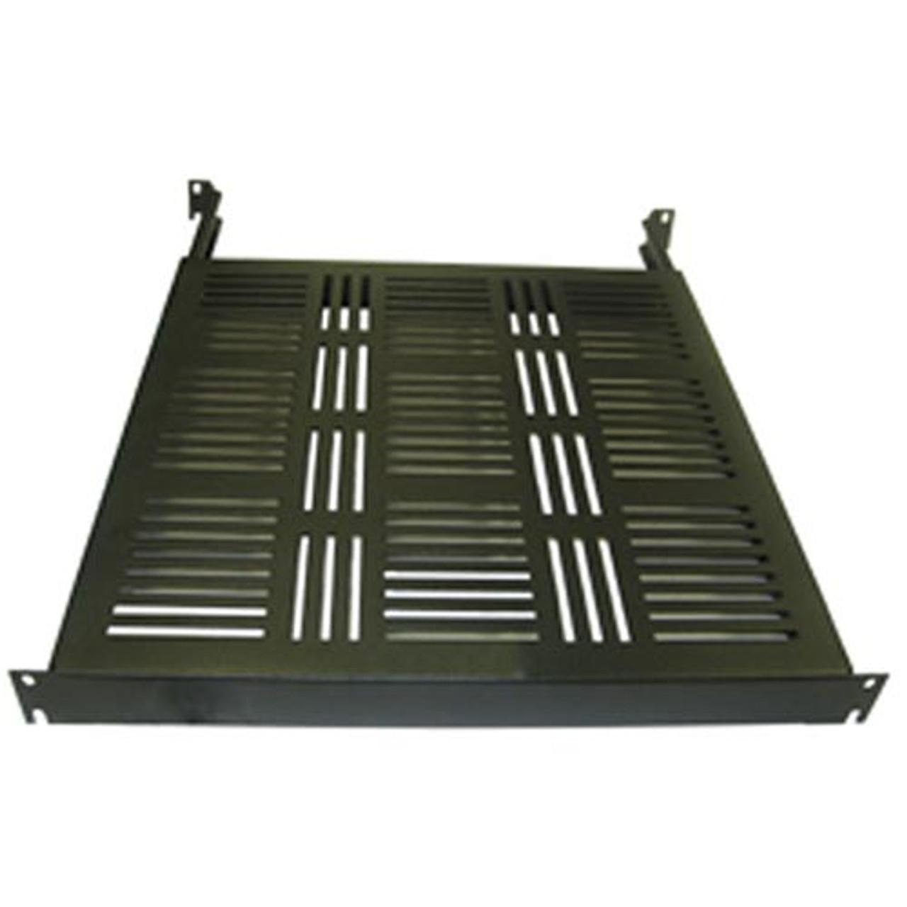 1u 19 adjustable 18 24 rack shelves