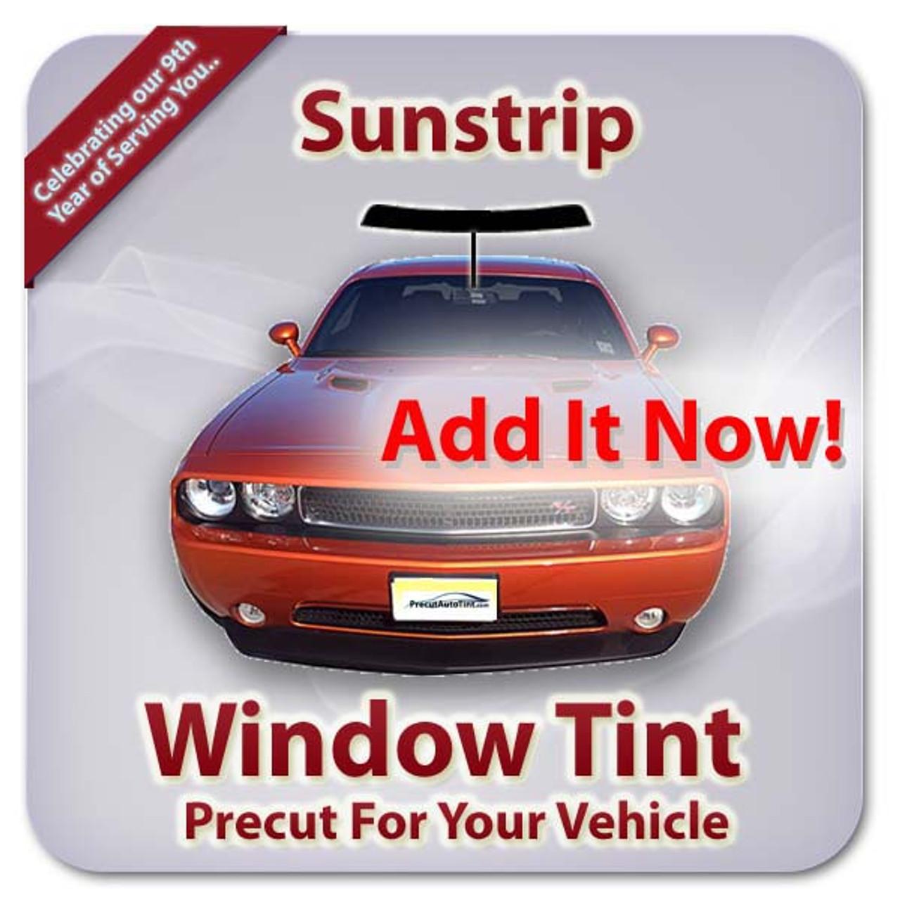 Pre Cut Tint Toyota Corolla 4 Door 2014 Precut All Window Auto Tint Kit