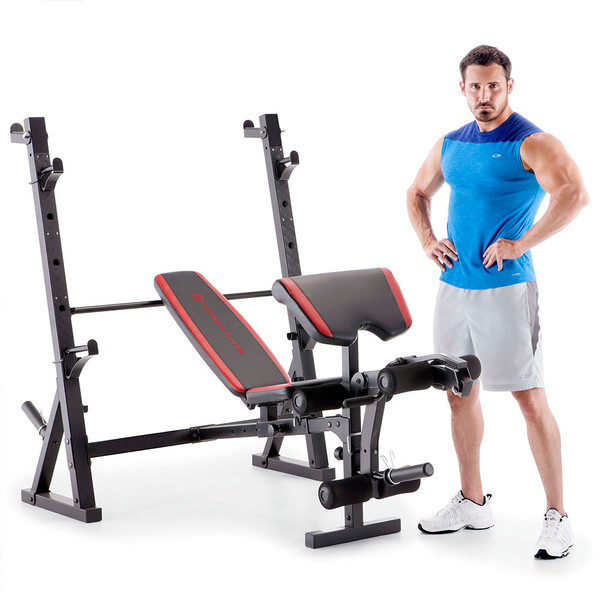 Marcy Olympic Weight Bench Mkb 957 Reliable Strength
