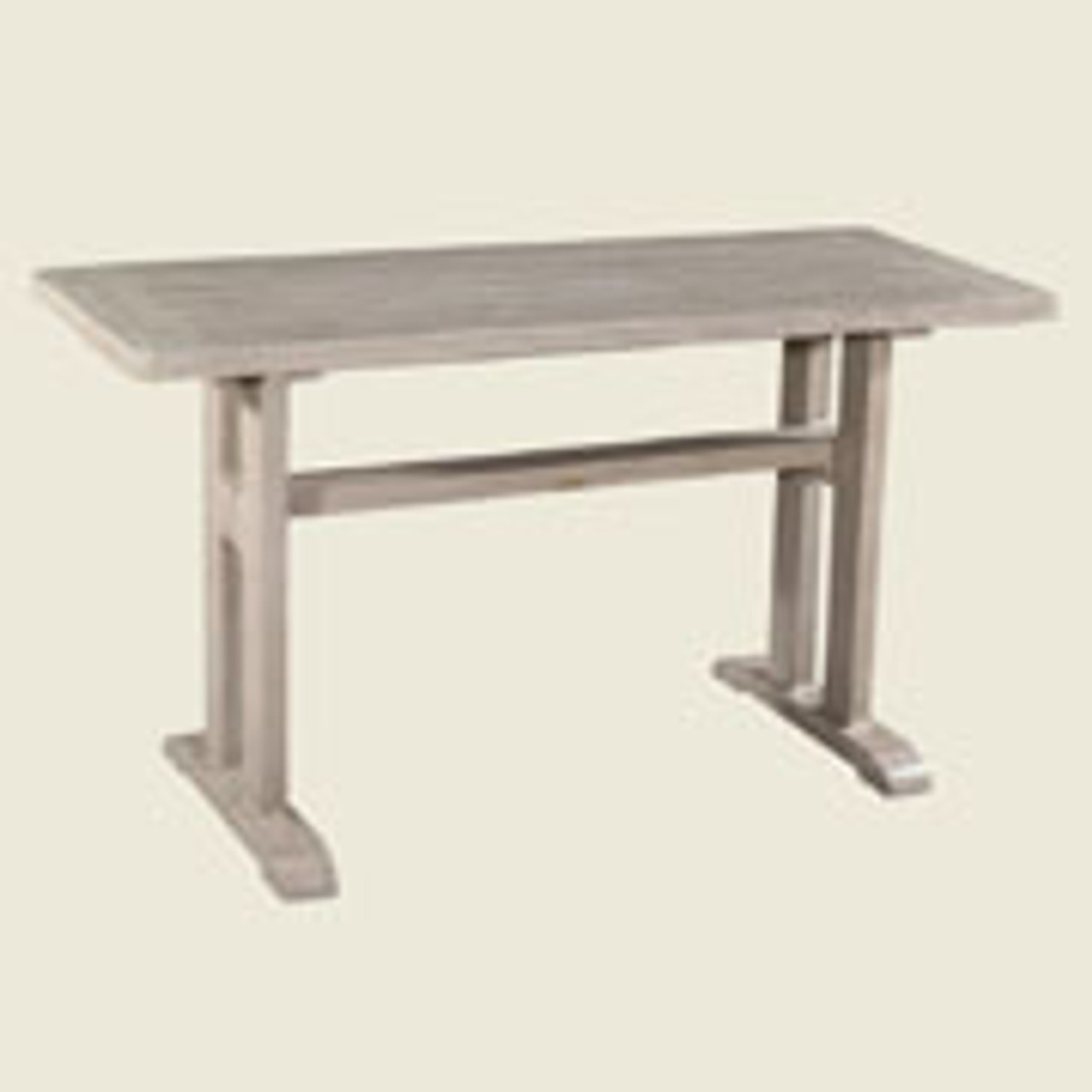 patio renaissance hampton console table