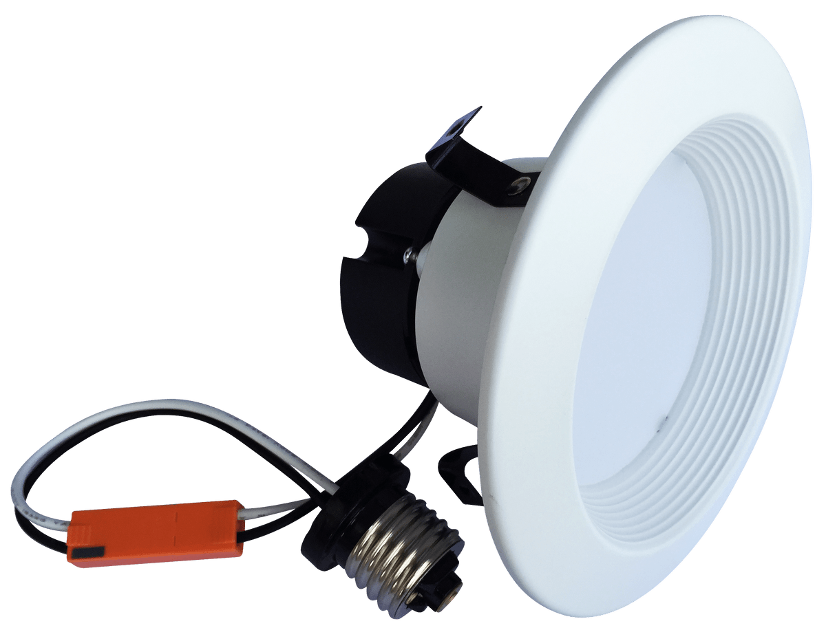 4 recessed light 8w 720 lumens triac dimmable 2 pack