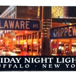 Buffalo Friday Light Nights Poster Made In America Store