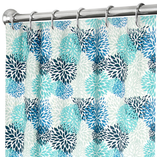 extra long shower curtains decorative