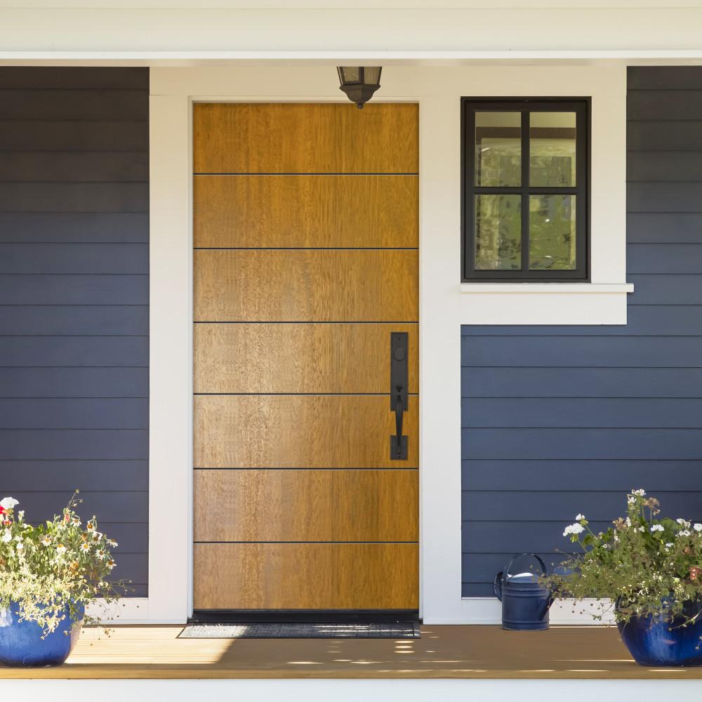 Westwood Mahogany Contemporary Door Knockety