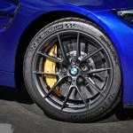 Bmw M Performance Y Spoke 763 Wheels Tyre Set Matt Black