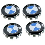 Genuine Bmw Alloy Wheel Centre Caps X 4 68mm 36136783536
