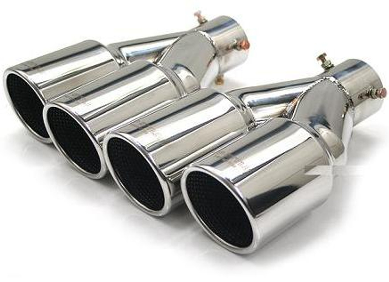 dual exhaust tips type 1