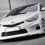 2011 2014 Elantra Md M S Full Body Kit Korean Auto Imports