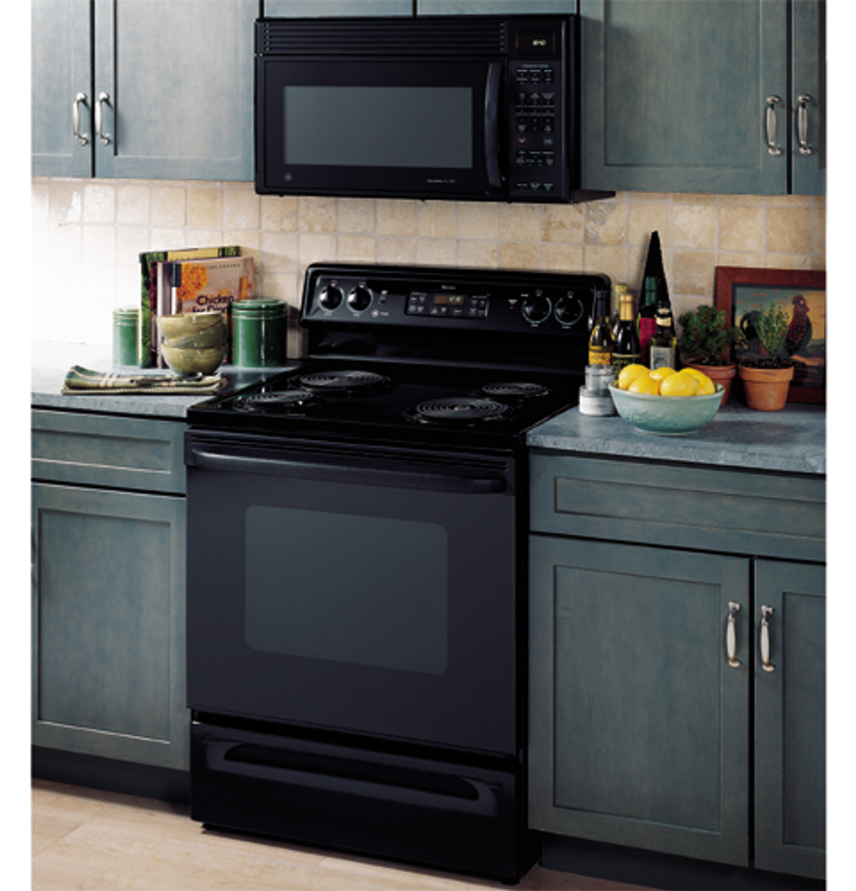 ge spacemaker xl1800 over the range microwave oven jvm1841bd