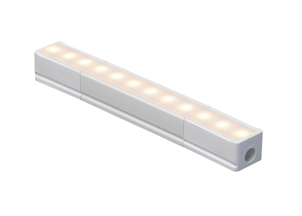 led 6 inch linear under cabinet and cove lighting strip 3500k neutral white