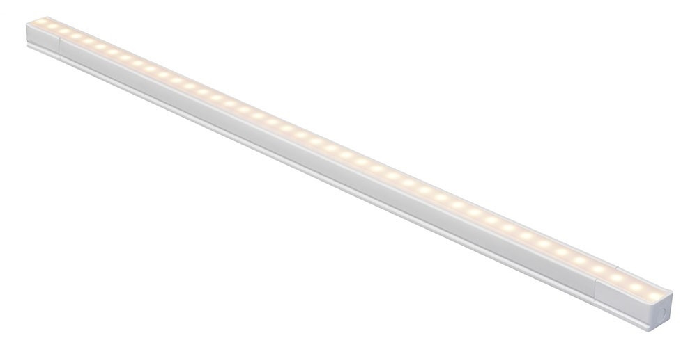 led 21 inch linear under cabinet and cove lighting strip 3500k neutral white
