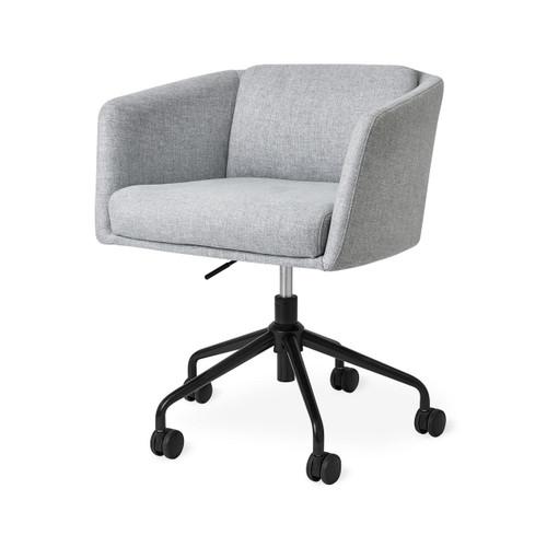 Mid Century Modern Office, Radius Chair by Gus* Modern