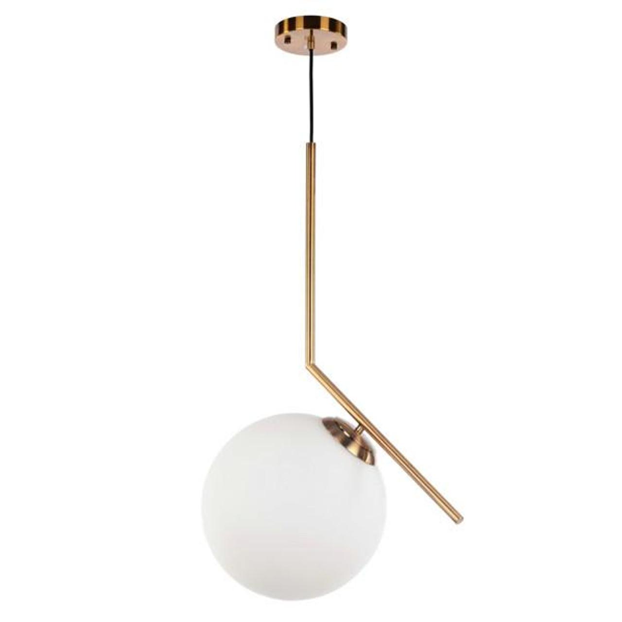 replica flos ic pendant light