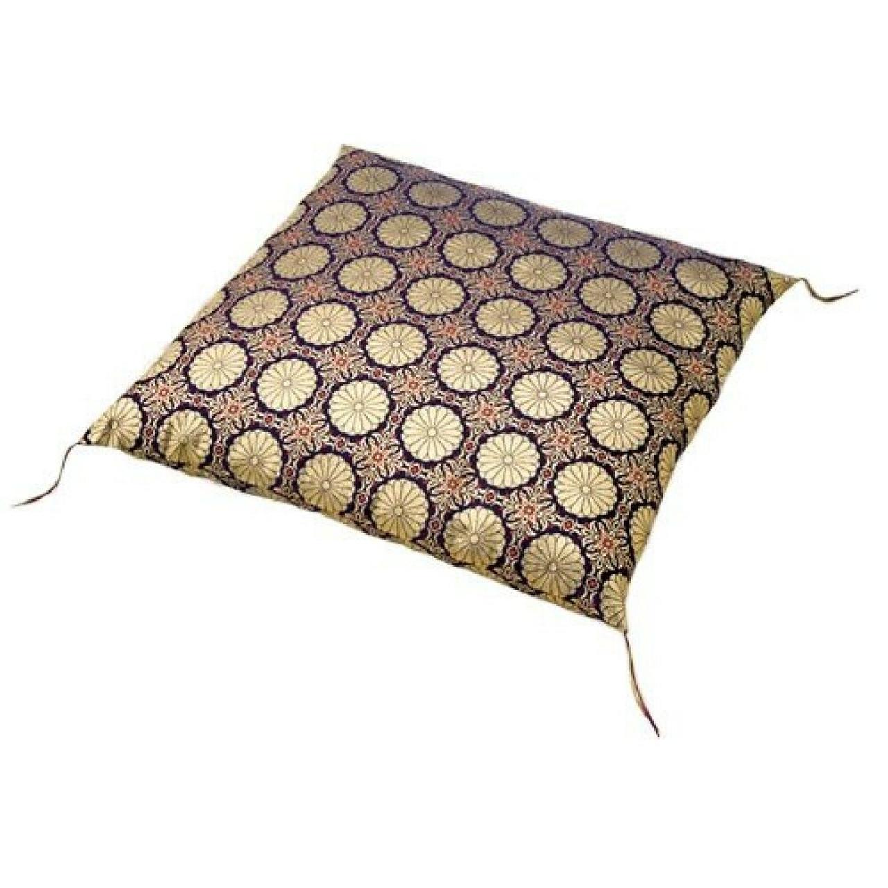 zabuton japanese floor cushion made