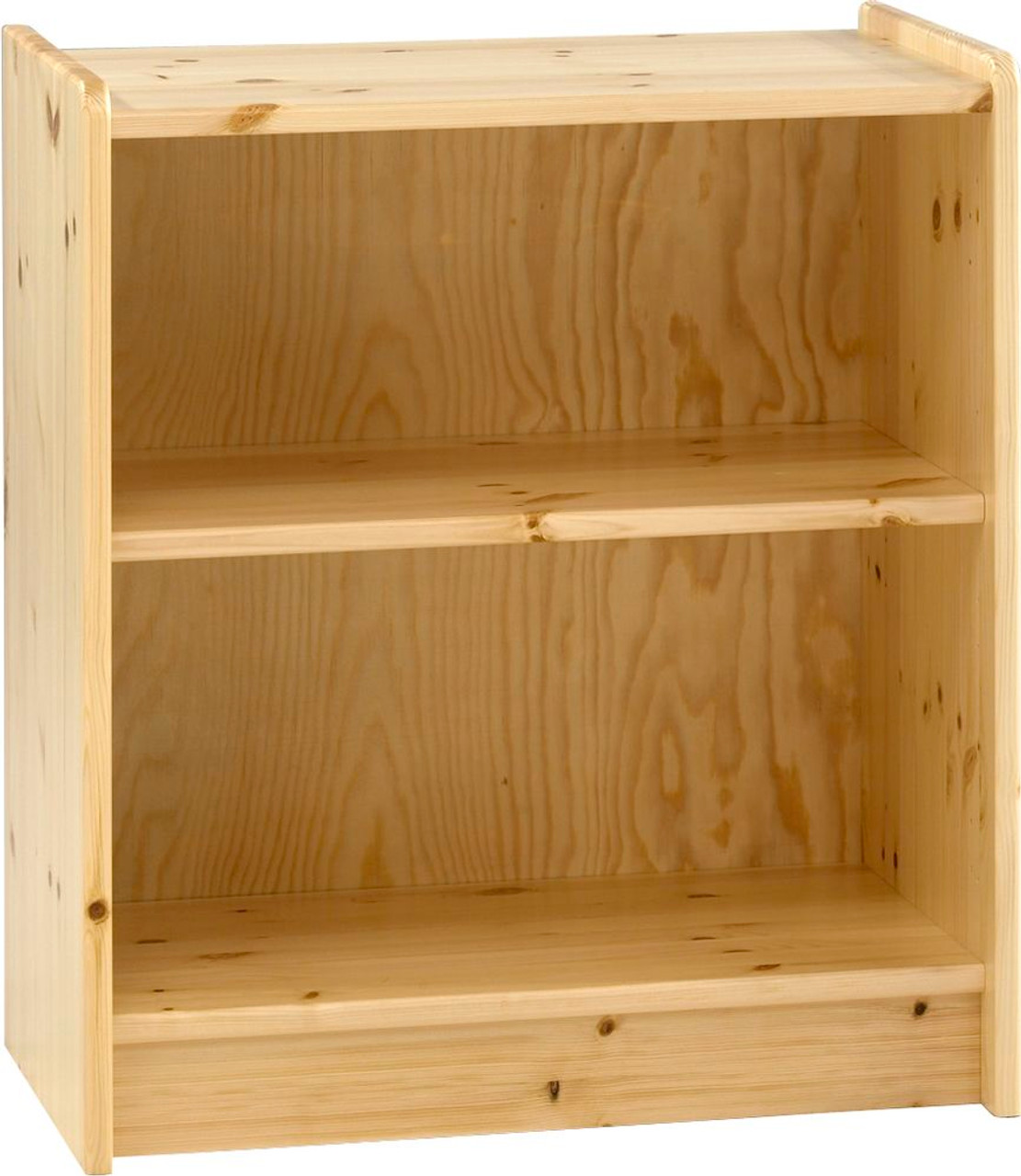 Kids Rooms Pine Low Bookcase