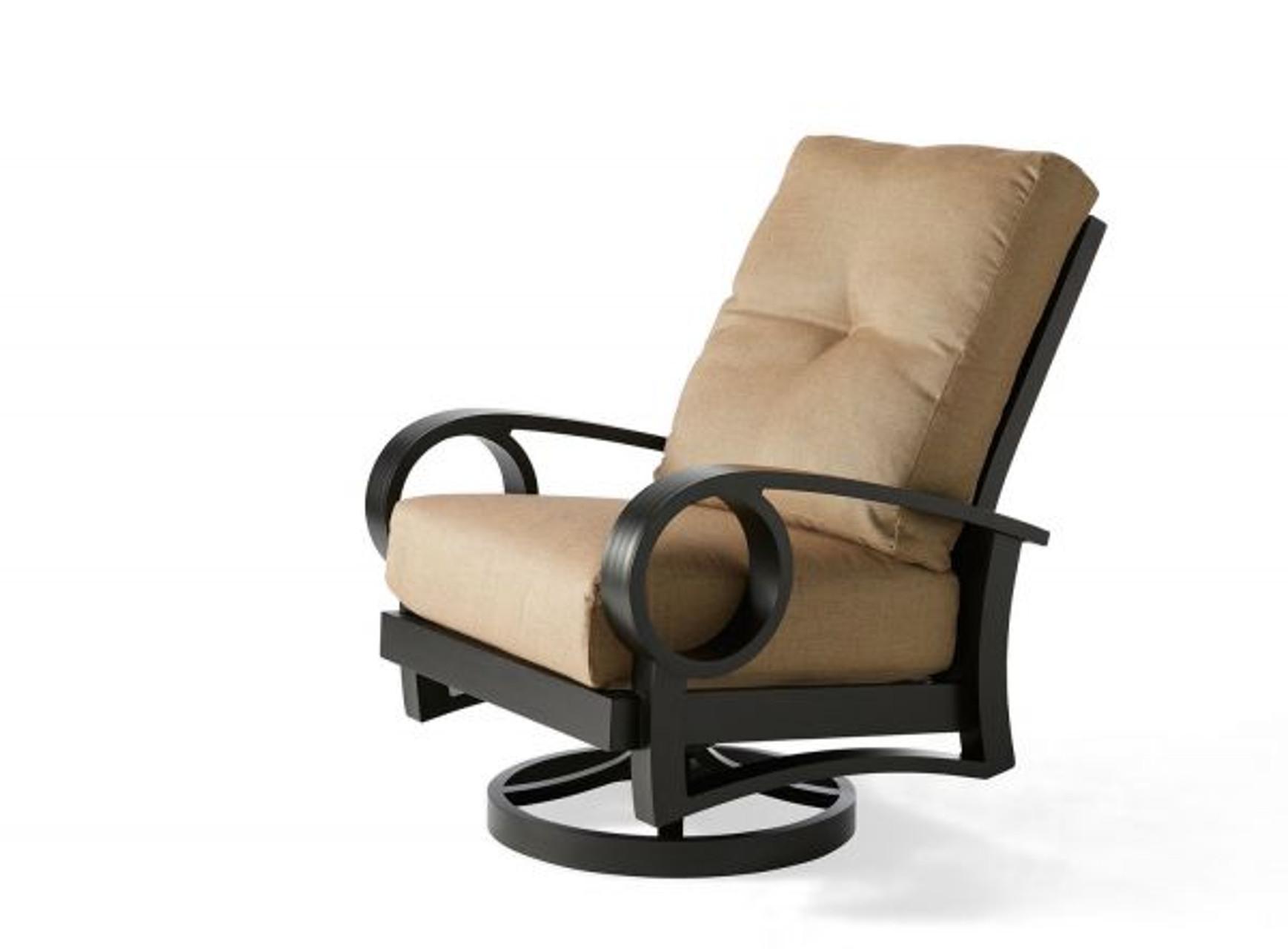 eclipse cushion swivel rocking lounge chair