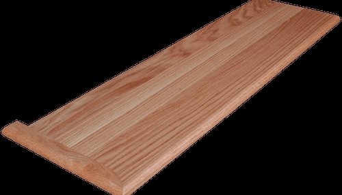 Red Oak Stair Tread | Cost Of Oak Stair Treads | Stair Parts | Handrail | Stair Case | Risers | Stair Nosing