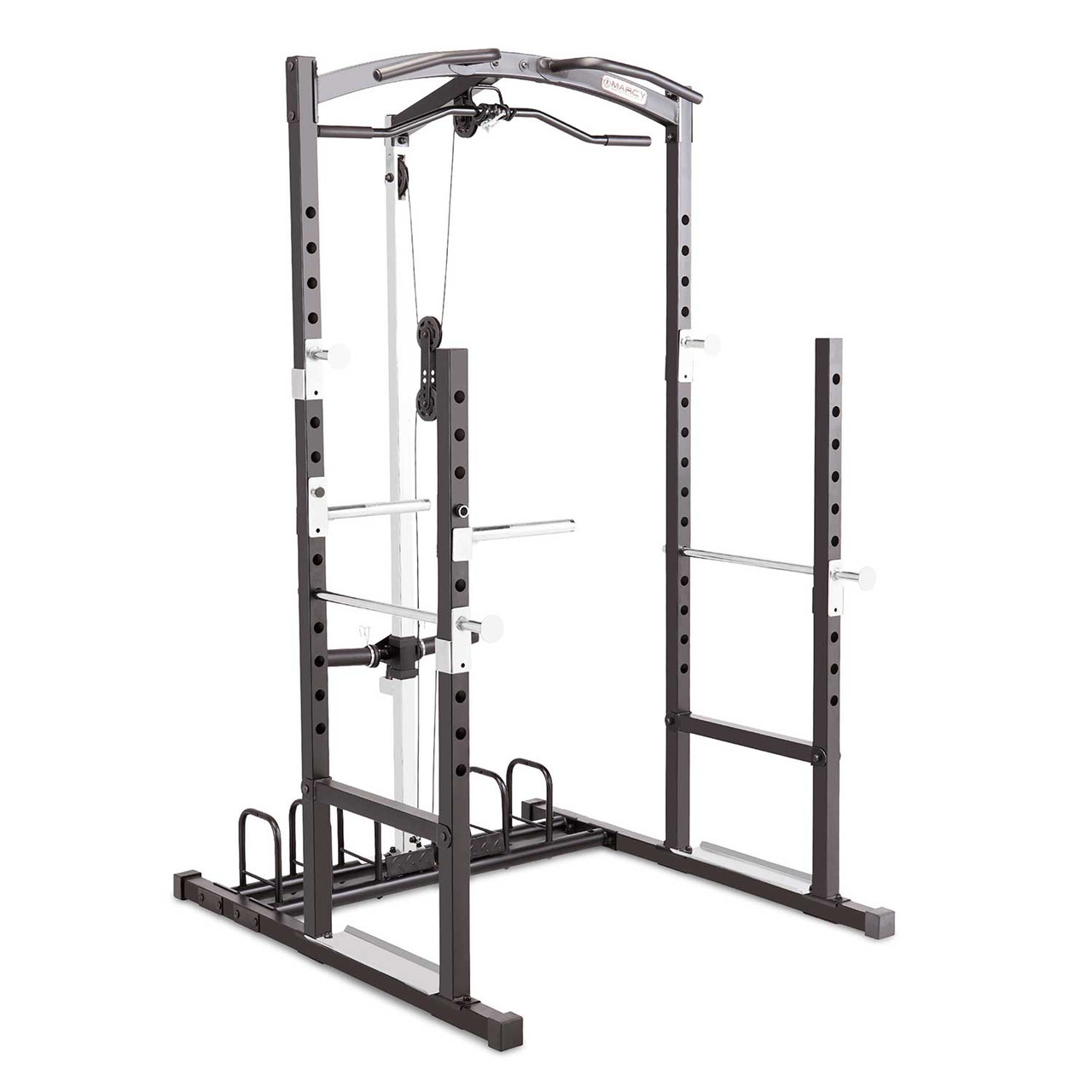 marcy cage home gym mwm 7041
