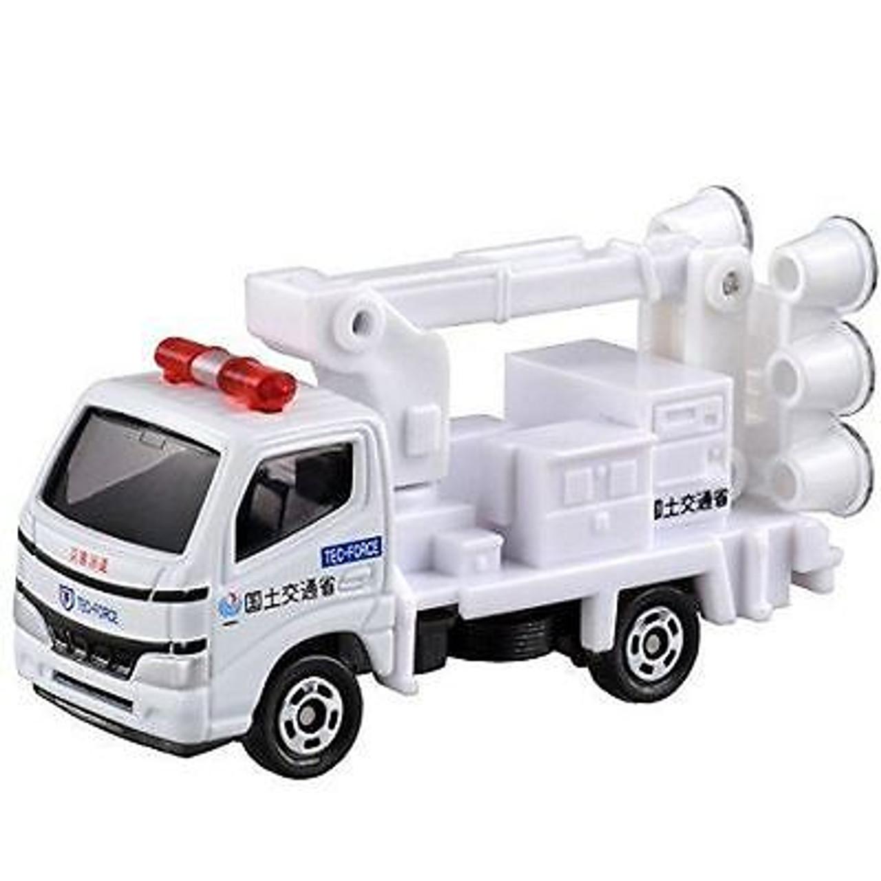 tomica toyota dyna emergency scene lighting vehicle