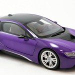Paragon Models 1 18 Bmw I8 Metallic Purple