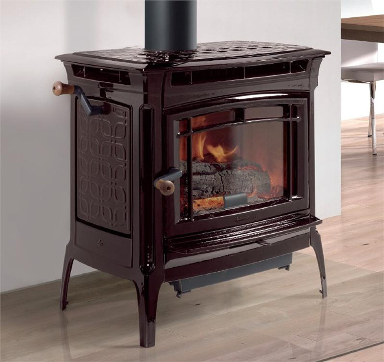 Hearthstone 8362 Manchester Truhybrid Wood Stove