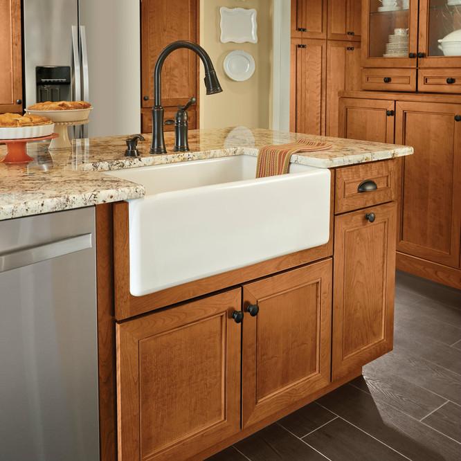 farmhouse sink base cabinet for kitchen