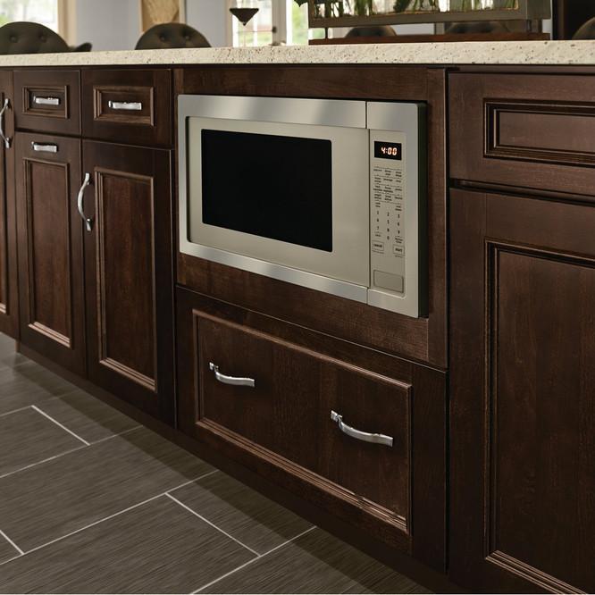 Base Built In Microwave Cabinet 27 Kraftmaid