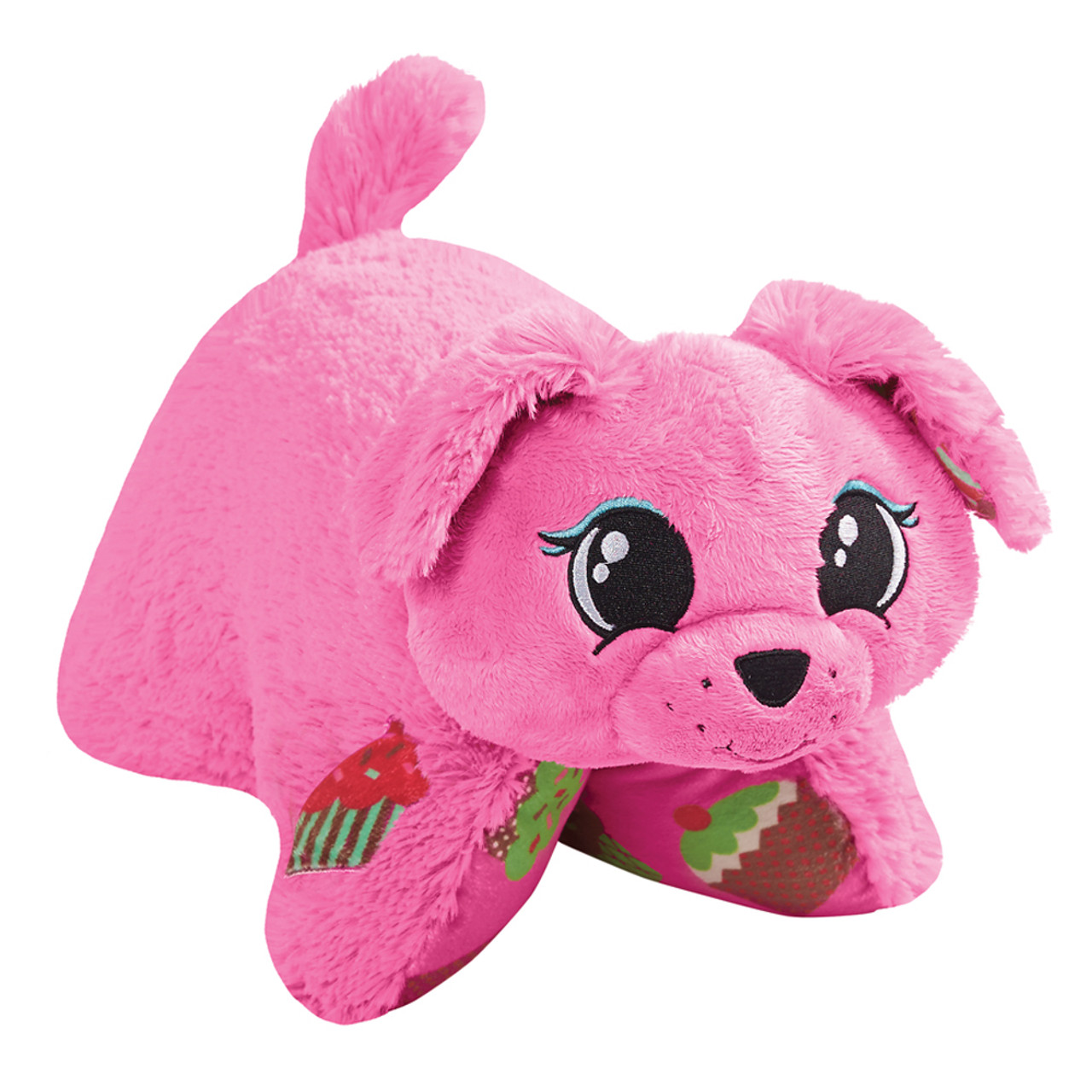 sweet scented pupcake pillow pet