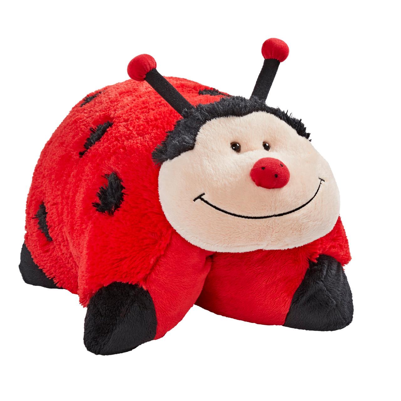 ms ladybug pillow pet