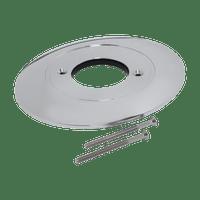 shower valve face plates
