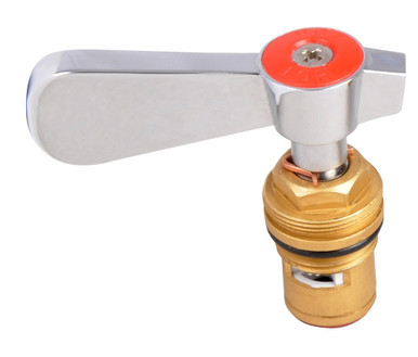 bk resources bkf hv h g hot water ceramic valve for hd faucet with handle