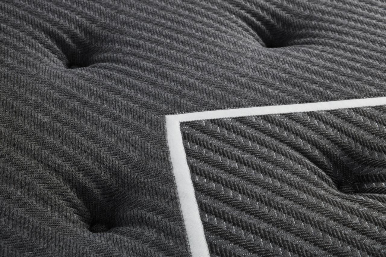 simmons beautyrest black k class ultra plush pillow top mattress