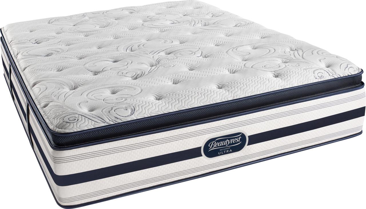 simmons beautyrest recharge ultra 850 plush pillow top mattress