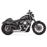 Vance Hines Shortshots Staggered Motorcycle Exhaust For 2014 2020 Harley Davidson Sportster Motorcycles Team Motorcycle