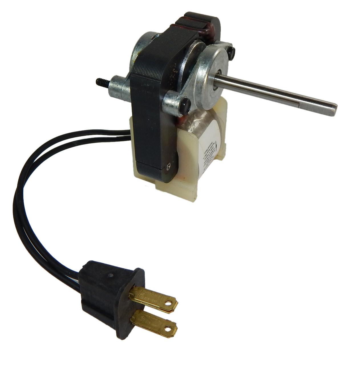 fasco k111 motor fasco c frame vent fan motor 82 amps 3000 rpm 115v ccw rotation