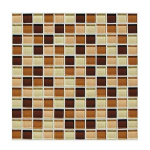 American Olean Sausalito White Ceramic Honeycomb Floor Tile 12x12