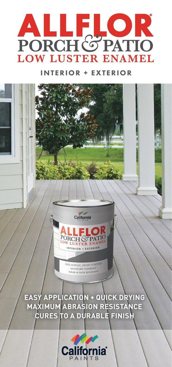 porch patio paint