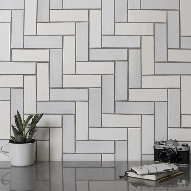 designing with herringbone tiles belk