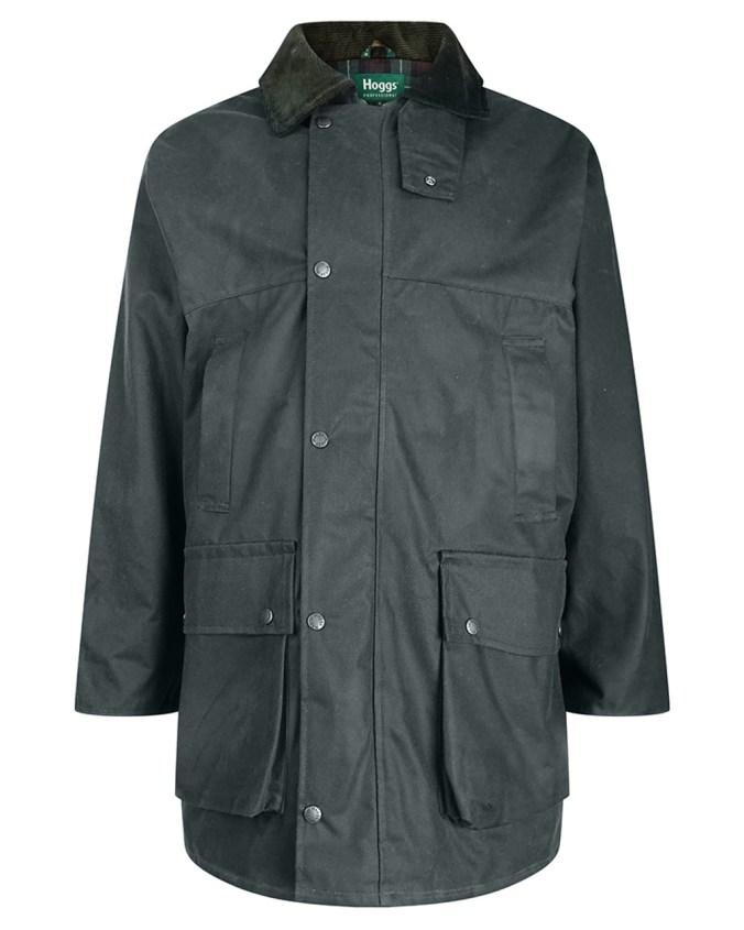 Hoggs of Fife Woodsman Men's Wax Jacket