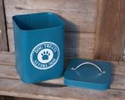dog treat tin
