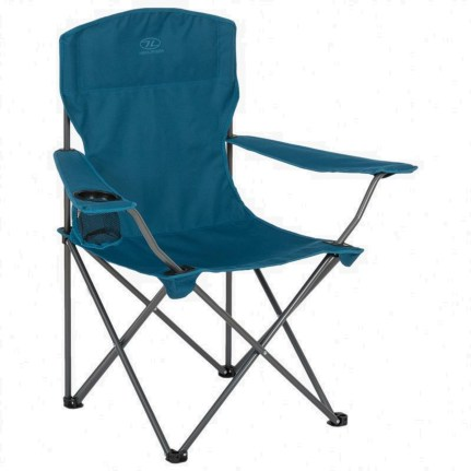 camping essential chair drink holder comfortable