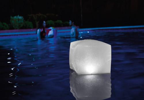 intex above ground pool lights