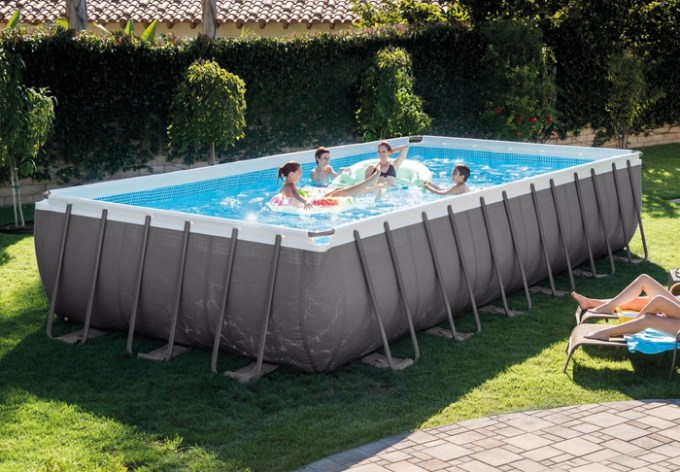 Intex Rectangular Ultra Frame Pool Manual Viewframes Co