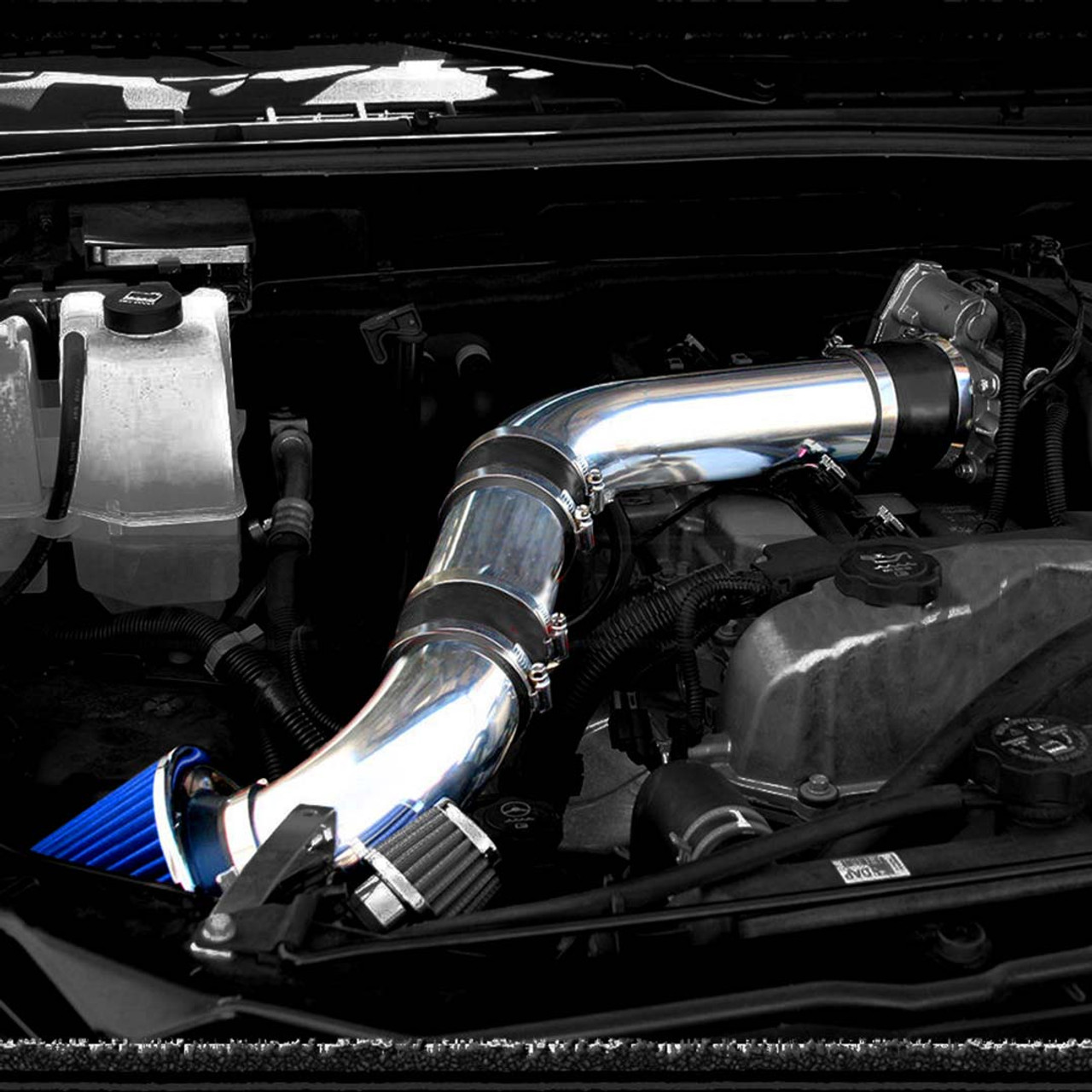 cold air intake for chevy colorado 2007 2012 3 7l 5 cylinder engine