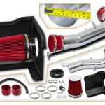 Cold Air Intake For Gmc Yukon Xl 1500 2007 2008 5 3l 6 0l 6 2l V8 Engine Performance Chip Tuning