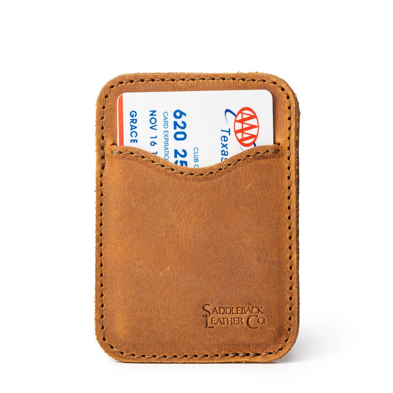 https saddlebackleather com leather wallet card