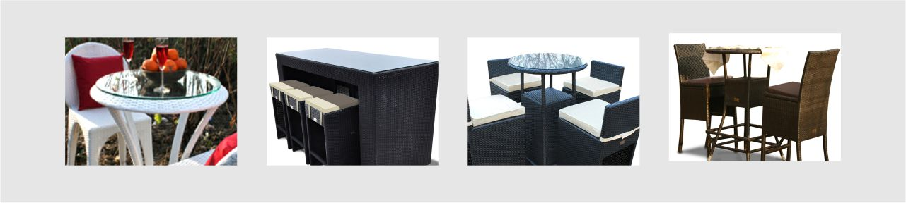 Outdoor Furniture Bar Sets Baahir Outdoor Living