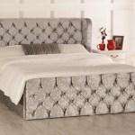 Ottoman Beds Fabric Beds Mattresses Double Single King E Supa Saver
