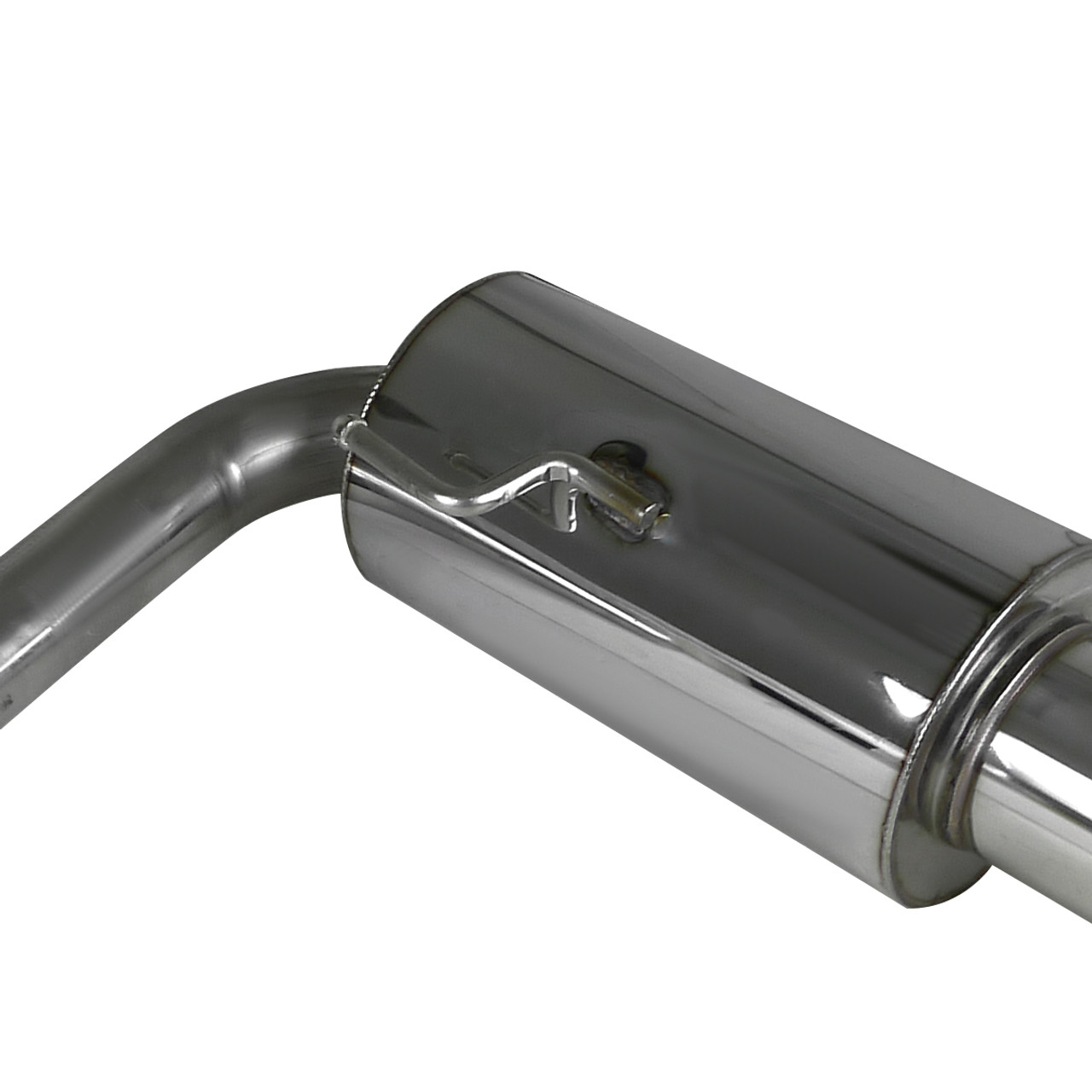 2005 2010 scion tc t 304 stainless steel n1 style catback exhaust system w burnt tip